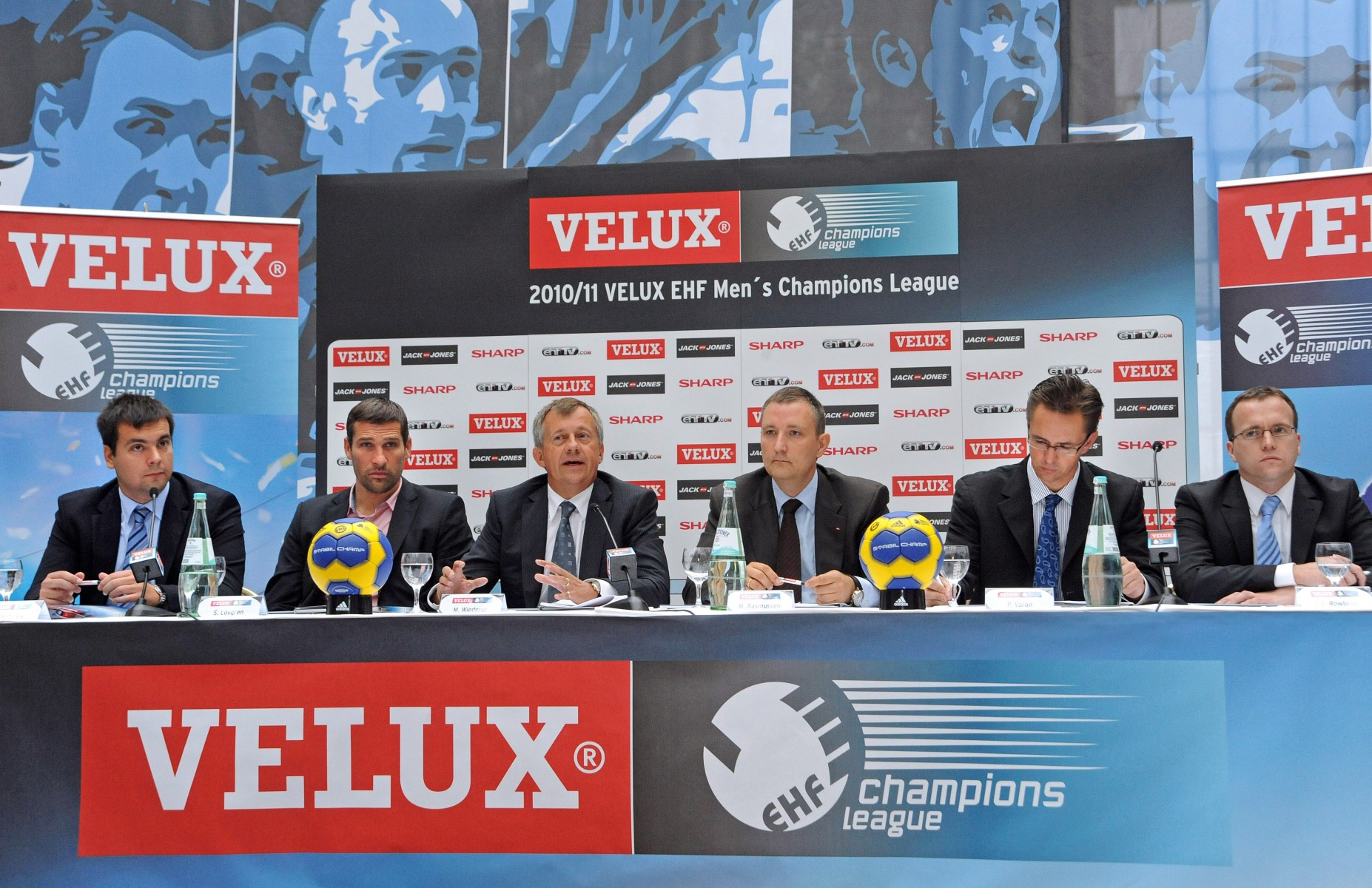 The VELUX Group is new title sponsor of EHF Champions League