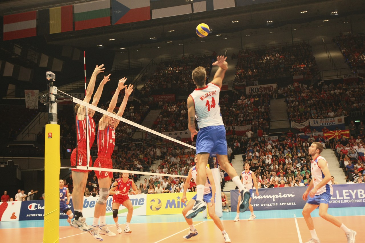 2013 CEV Men's Volleyball European Chanpionship