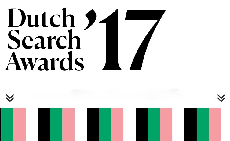 wehkamp wint twee Dutch Search Awards