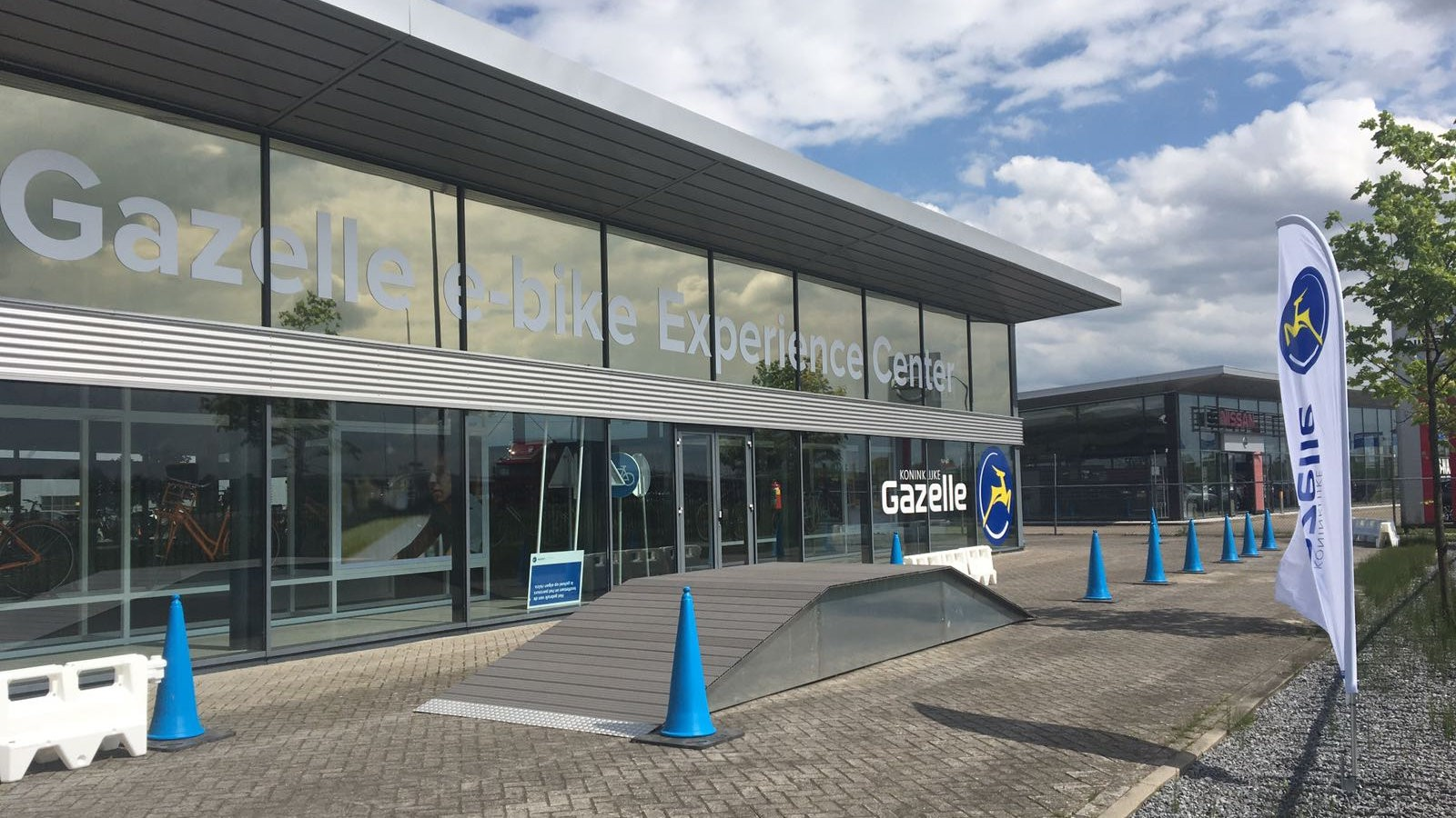 Gazelle Experience Center Waalwijk