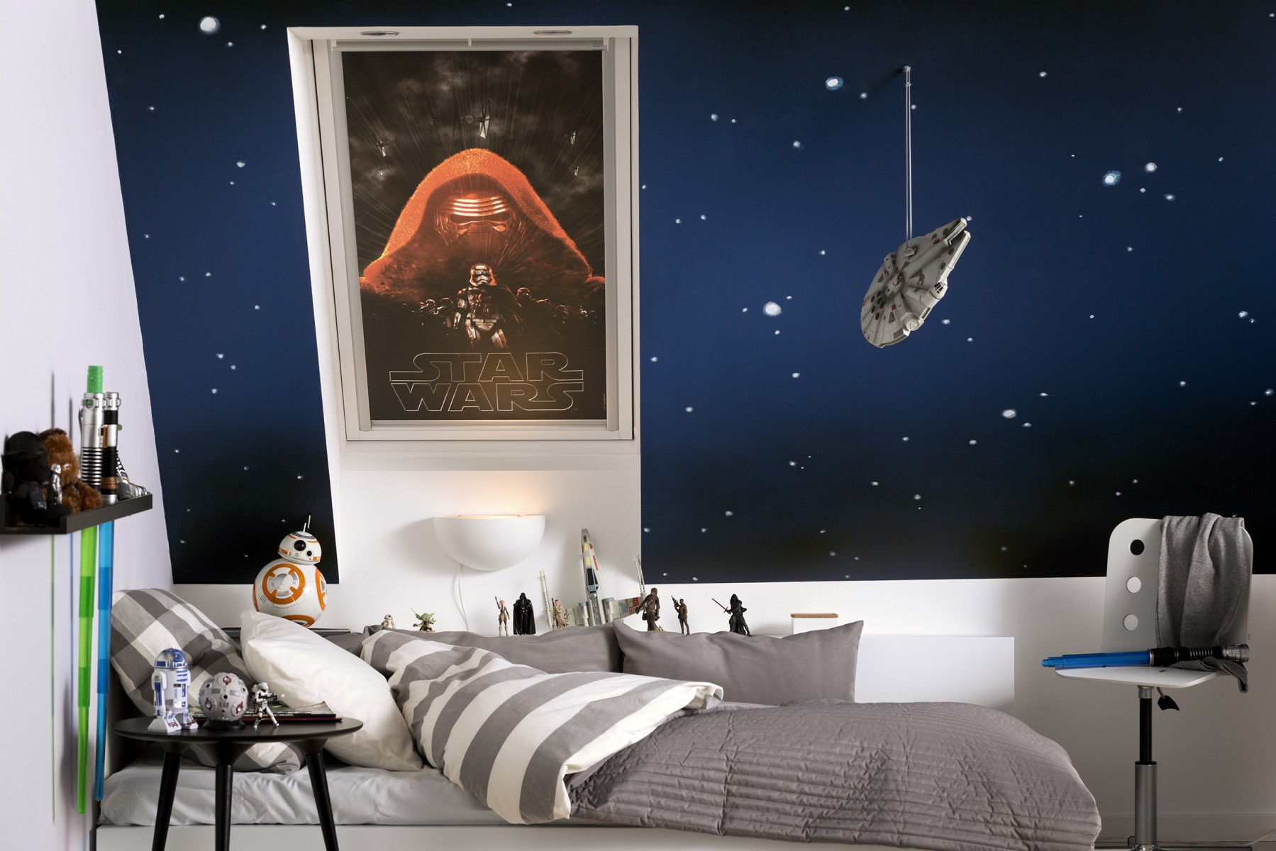 star wars room decor velux gruppen og disney sammen om ny wars kollektion 11216