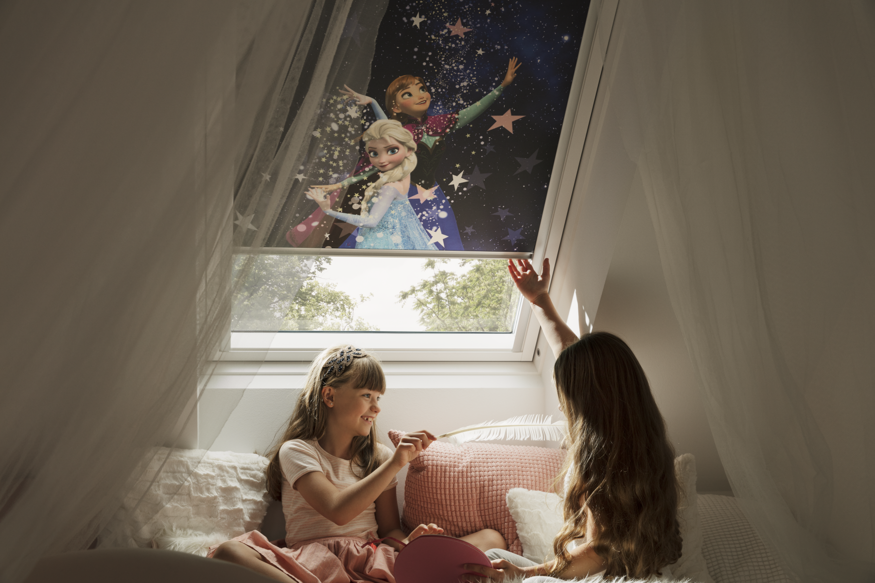 Disney & VELUX Goodnight-kollektion