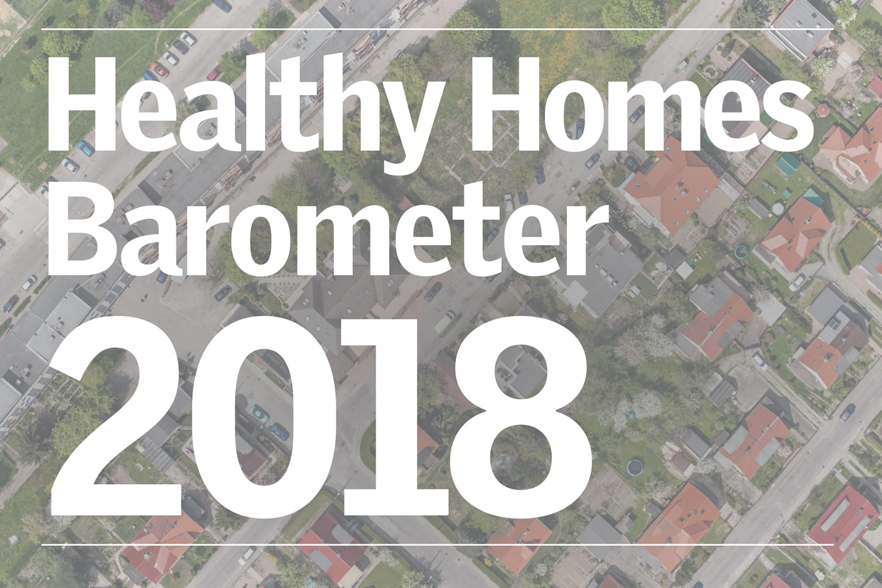 Healthy Homes Barometer 2018