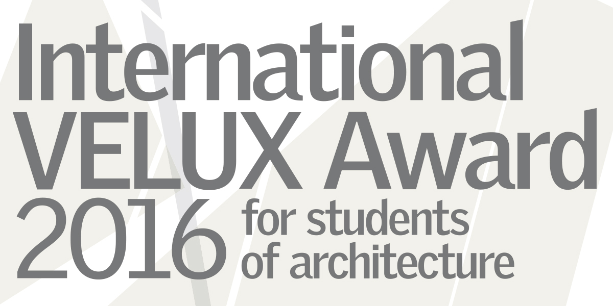 International VELUX awards 2016