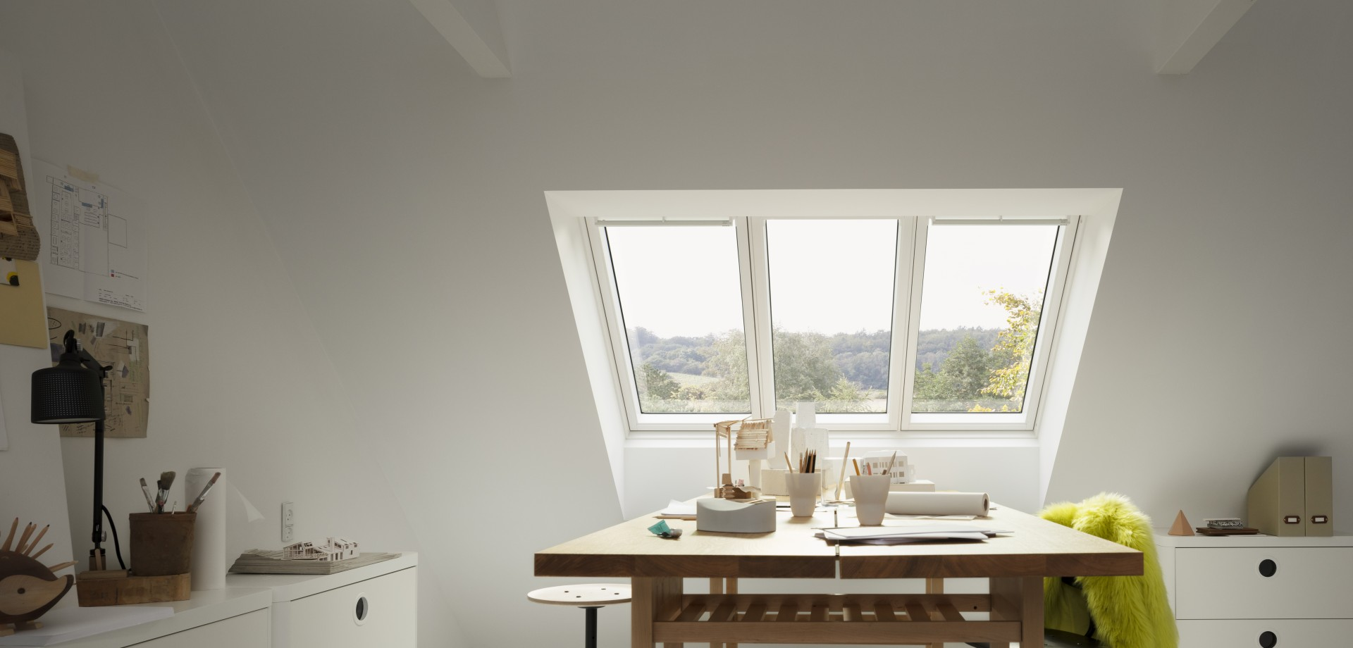 VELUX Studio 3-in-1