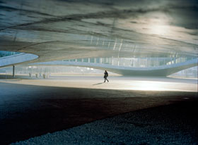 ROLEX Learning Center, Lausanne