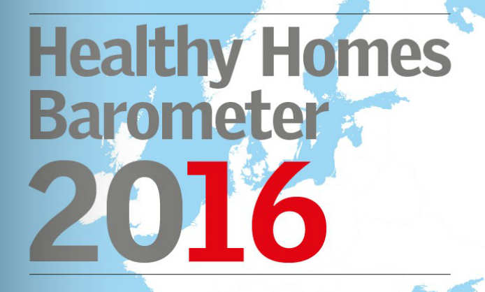 Healthy Homes Barometer 2016