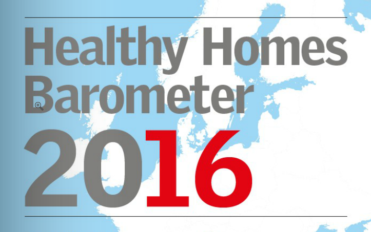 Healthy Home Barometer 2016