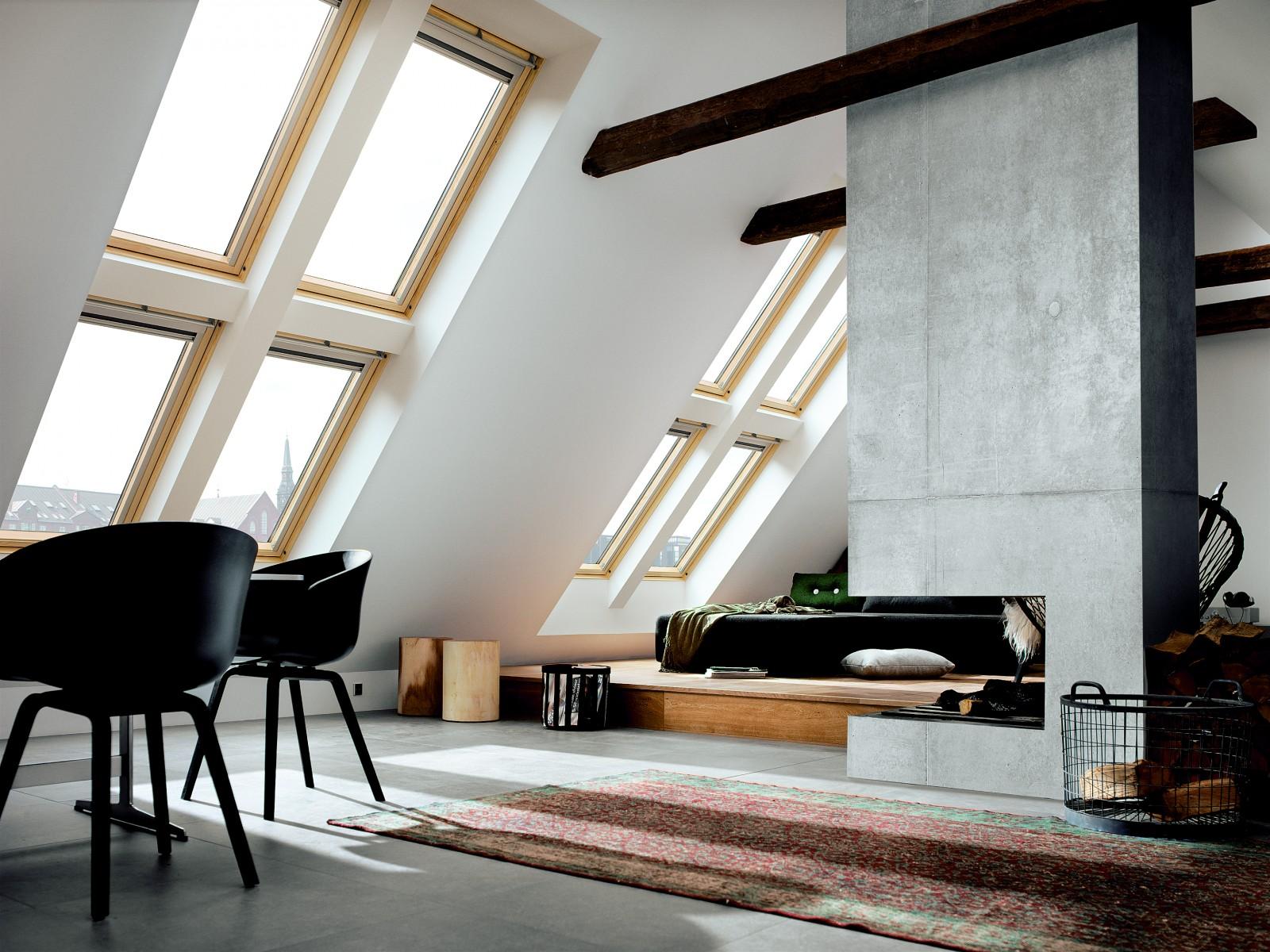 Barre D Ouverture Velux dedans plus de lumière, plus de confort, moins d'énergie dépensée