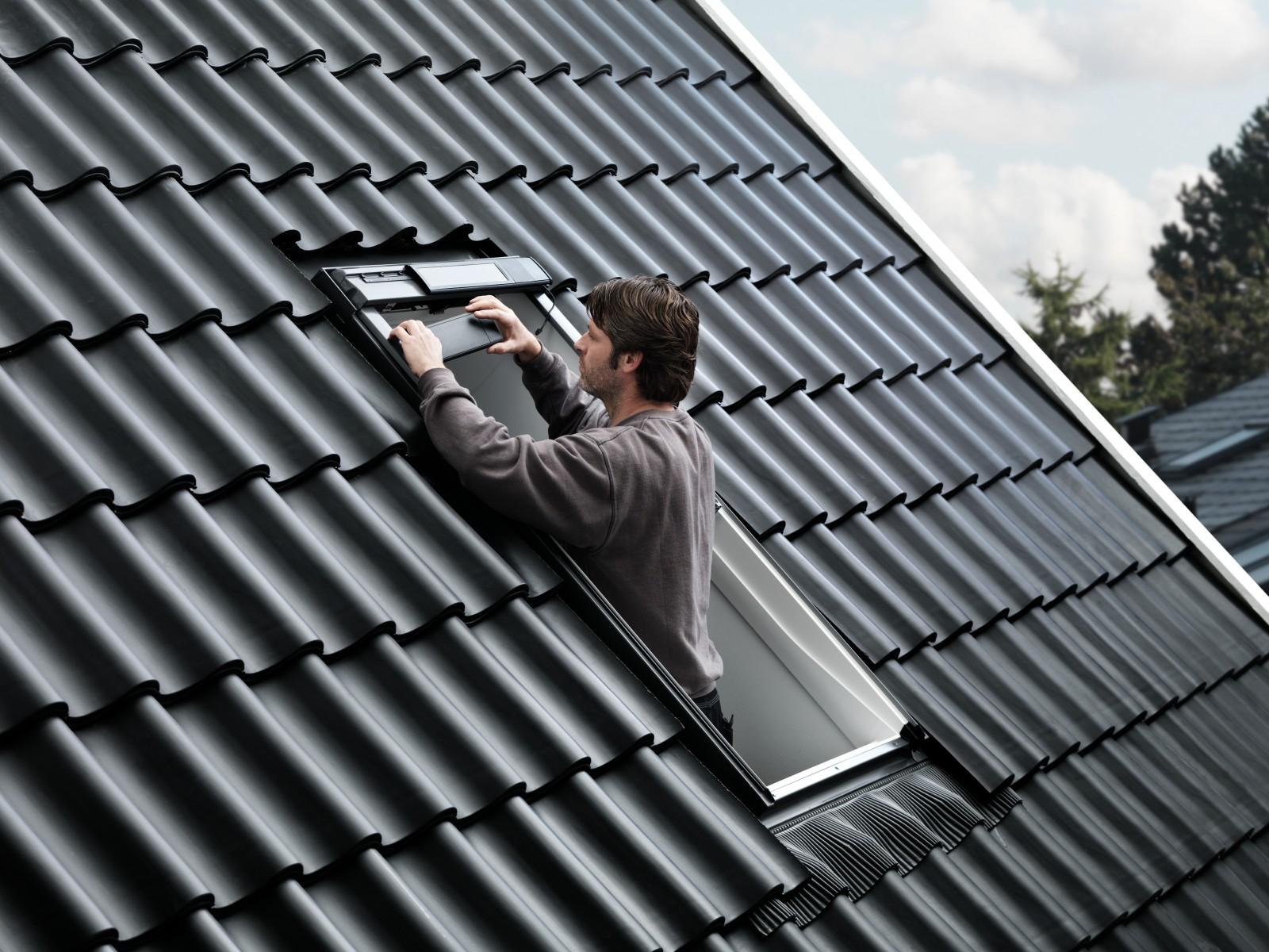 Nouvelle Fenetre Velux Integra Solar