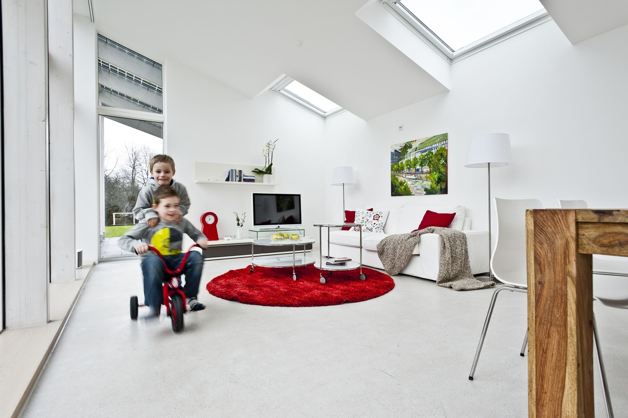 LichtAktiv Haus VELUX Model Home 2020