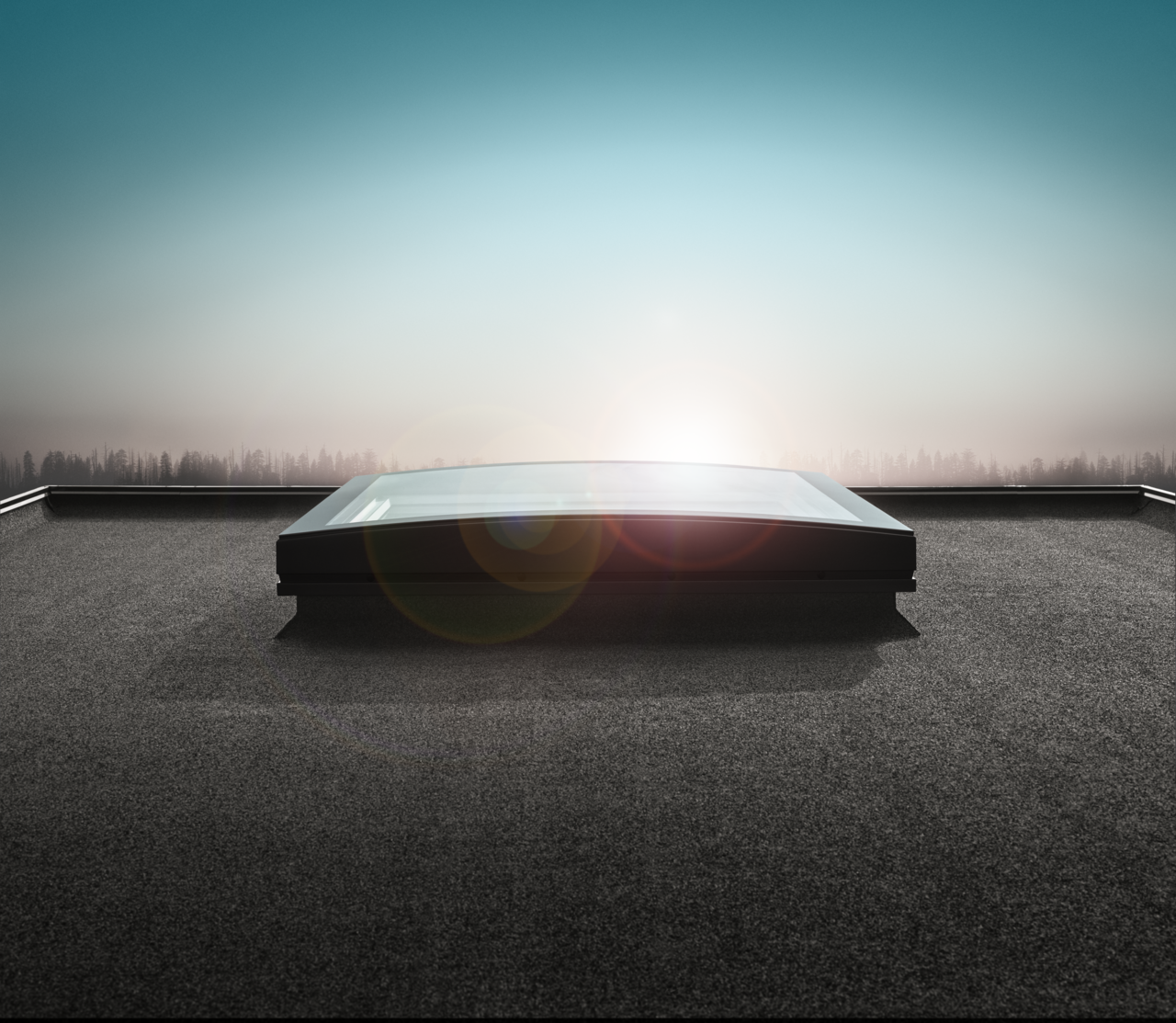 innovation velux une fen tre de toit courbe qui. Black Bedroom Furniture Sets. Home Design Ideas