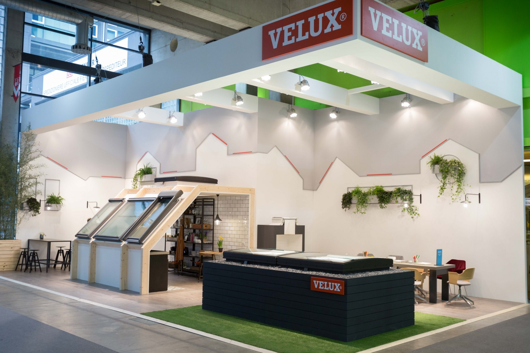 VELUX a Klimahouse 2018