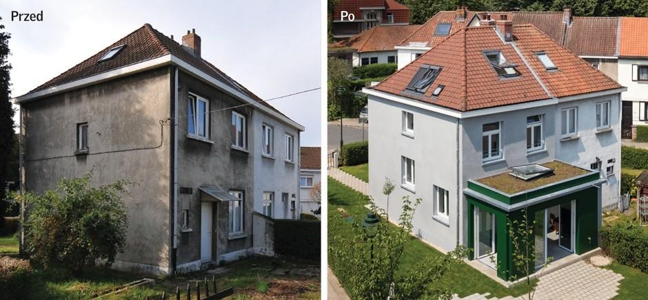 Dom RenovActive - przykład renowacji