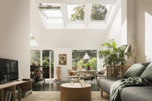 Okna dachowe sterowane elektrycznie