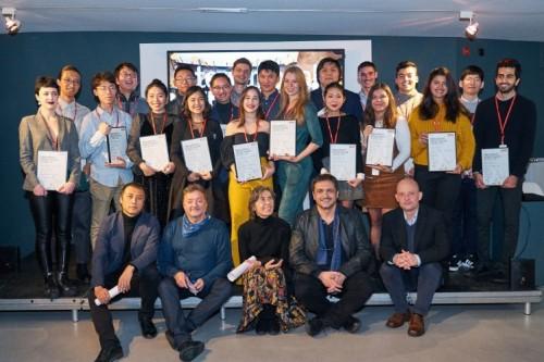 Laureaci IVA 2018 podczas Światowego Dnia Architektury