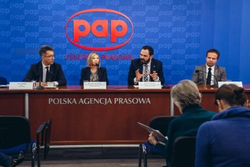 Konferencja prasowa w PAP - wyniki V edycji HHB