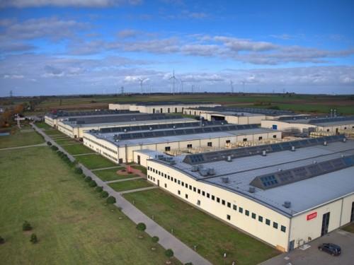 Fabryka VELUX w Namysłowie