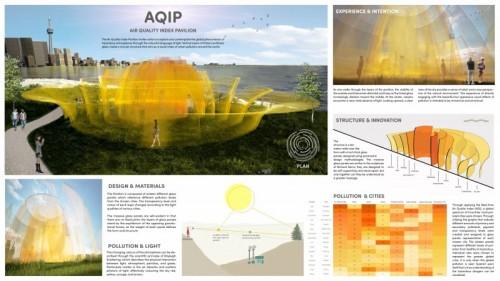 Kanada_AQIP – Air Quality Index Pavilion [Pawilon zewskaźnikiem jakości powietrza]