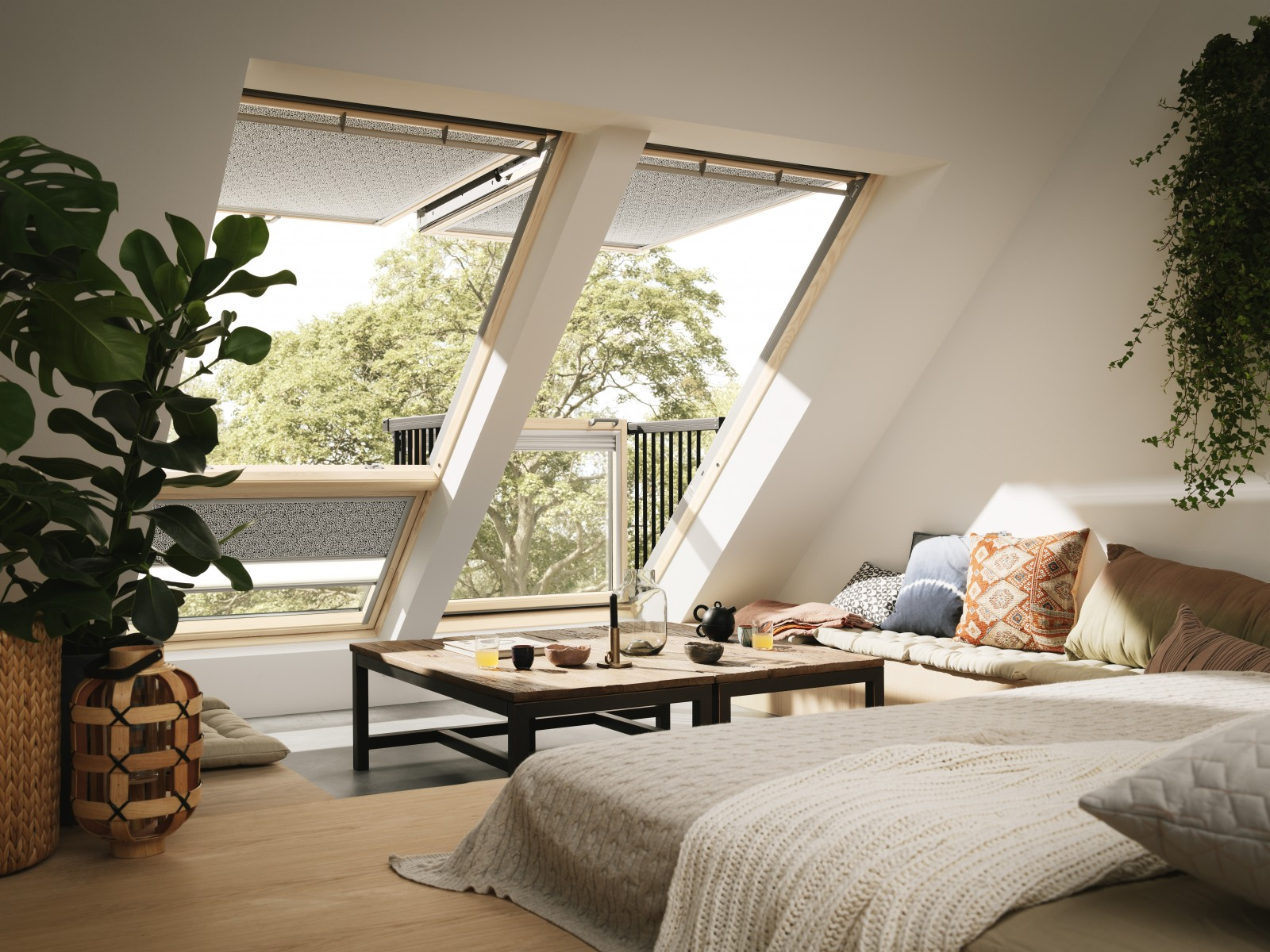 Updated Velux Cabrio Balcony Adds Wow Factor To Homes