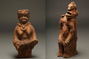 Fabulous figurines reveal secrets of ancient Africa