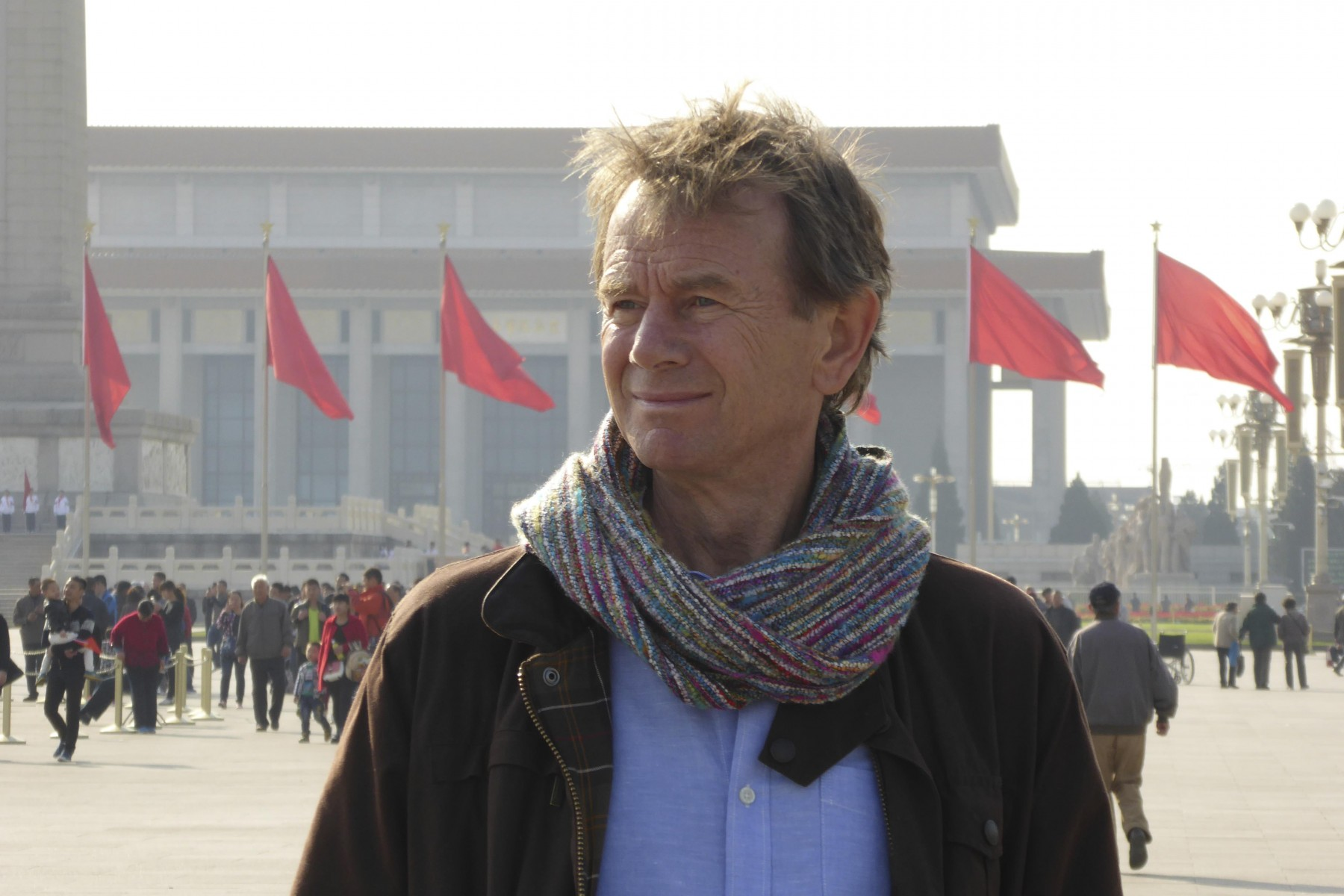 Michael Wood appointed President of Chinese relations group SACU