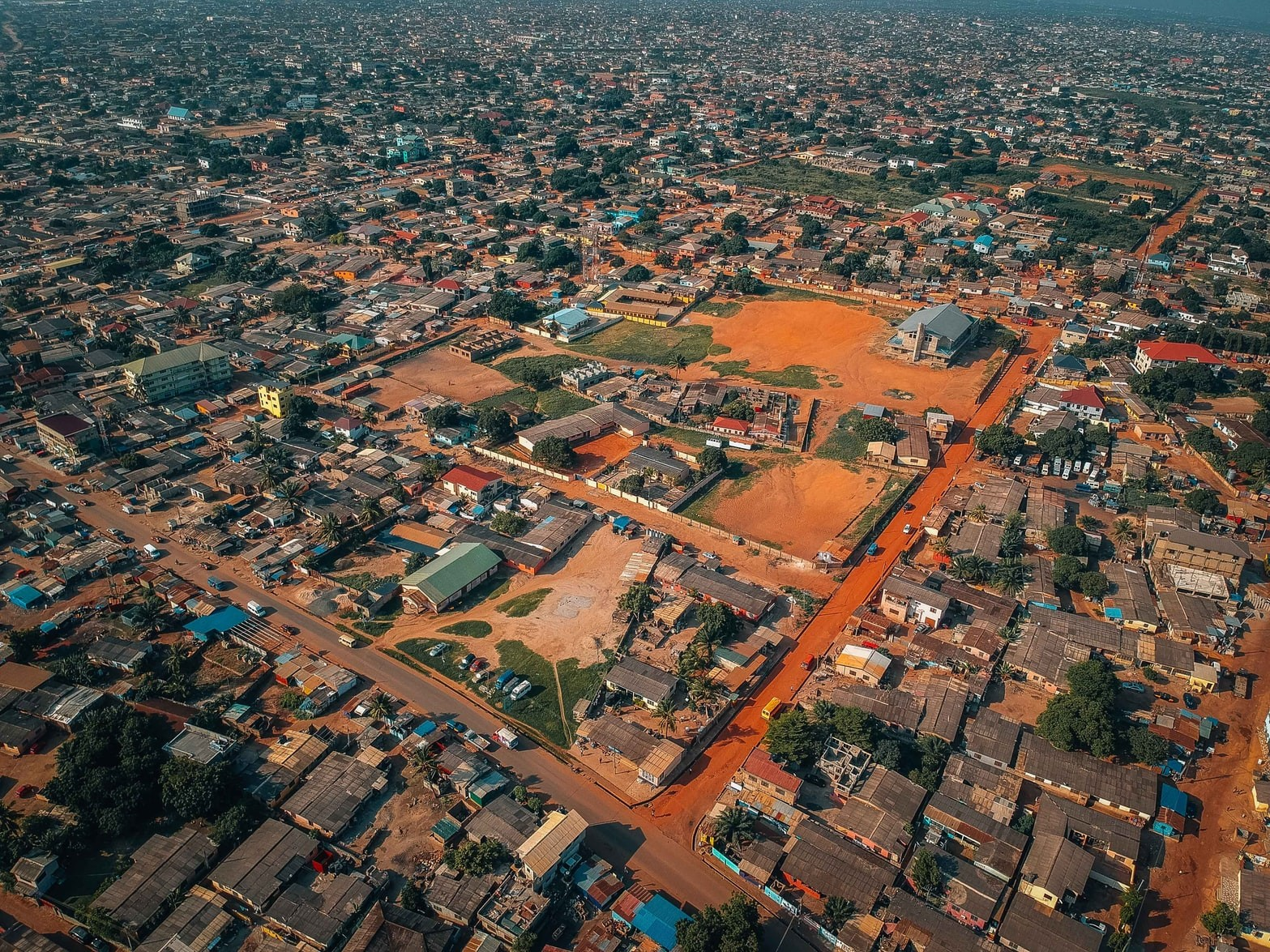 African Cities (C) Creative Commons