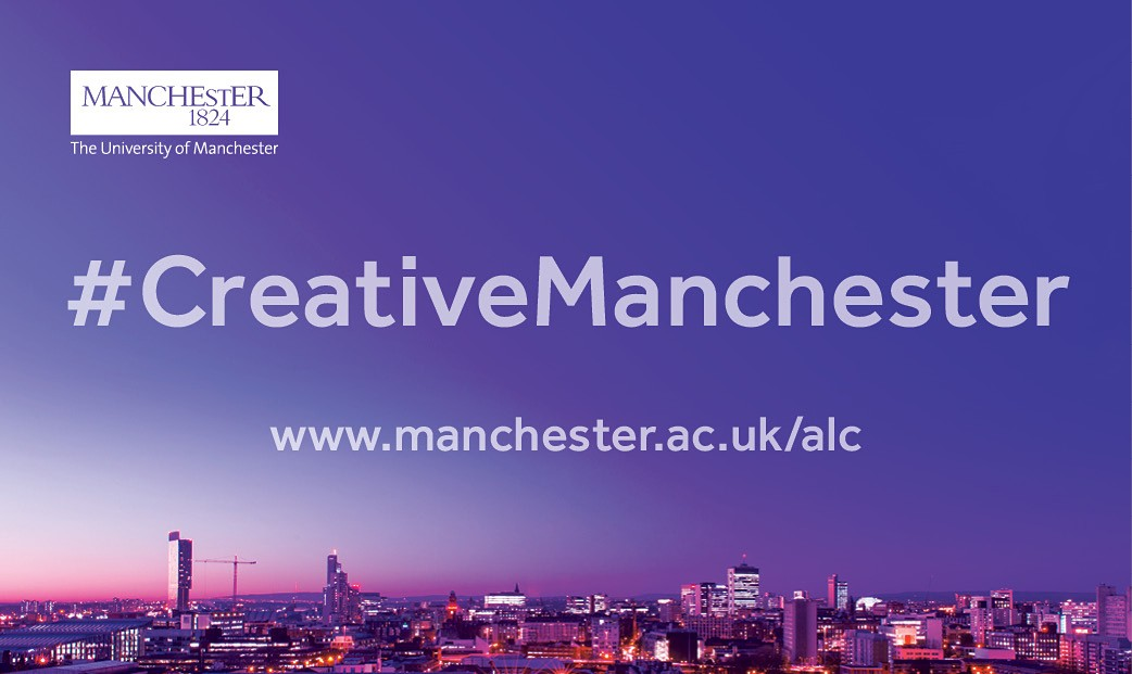 Creative Manchester online graphic