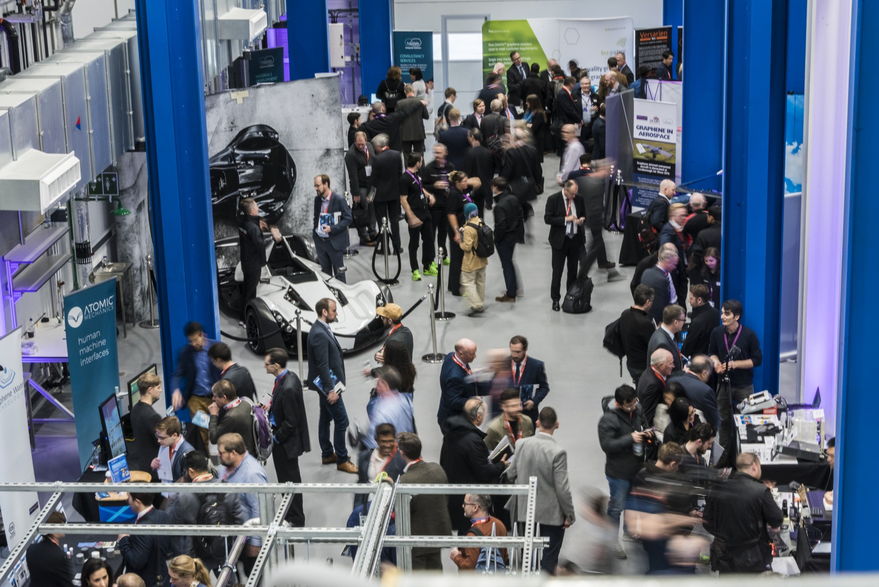 Graphene Industry Showcase