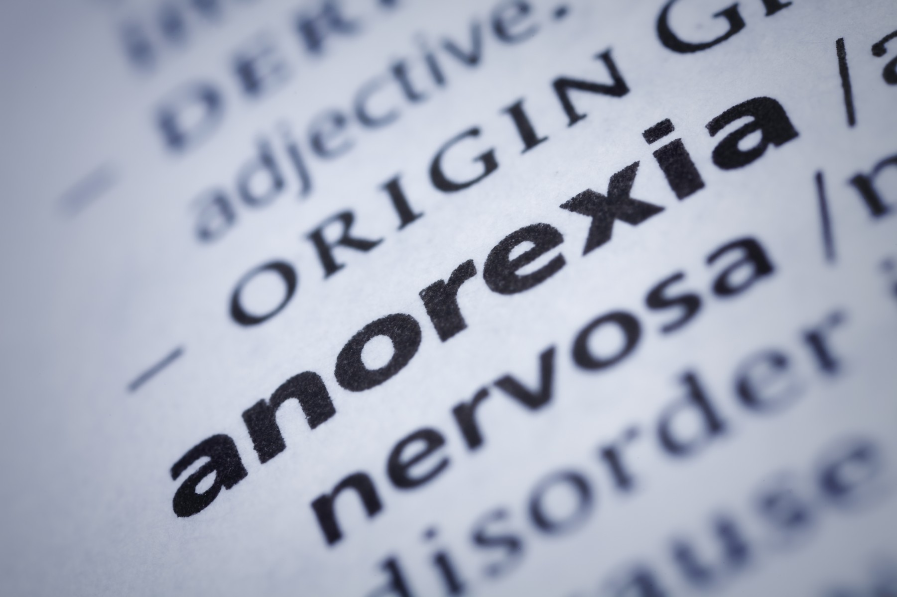 Inner voice of anorexia under investigation with help from people