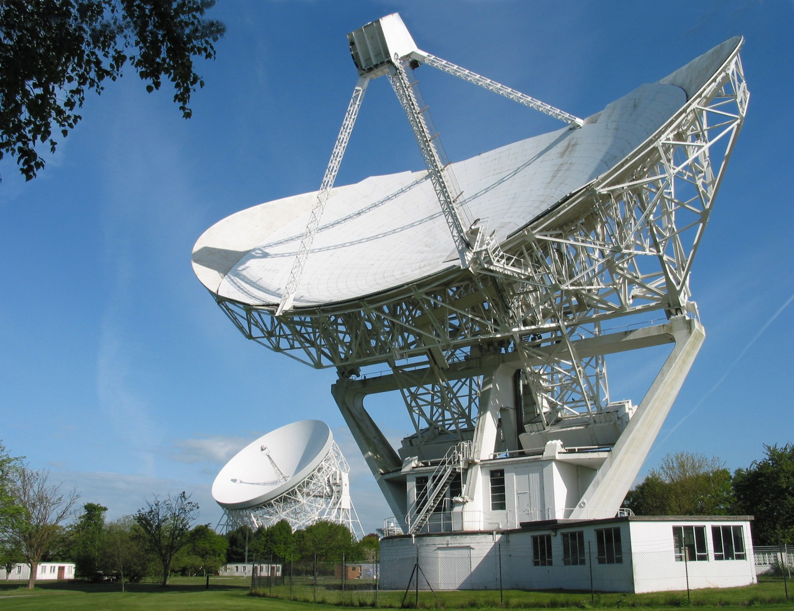 Mark II at Jodrell Bank