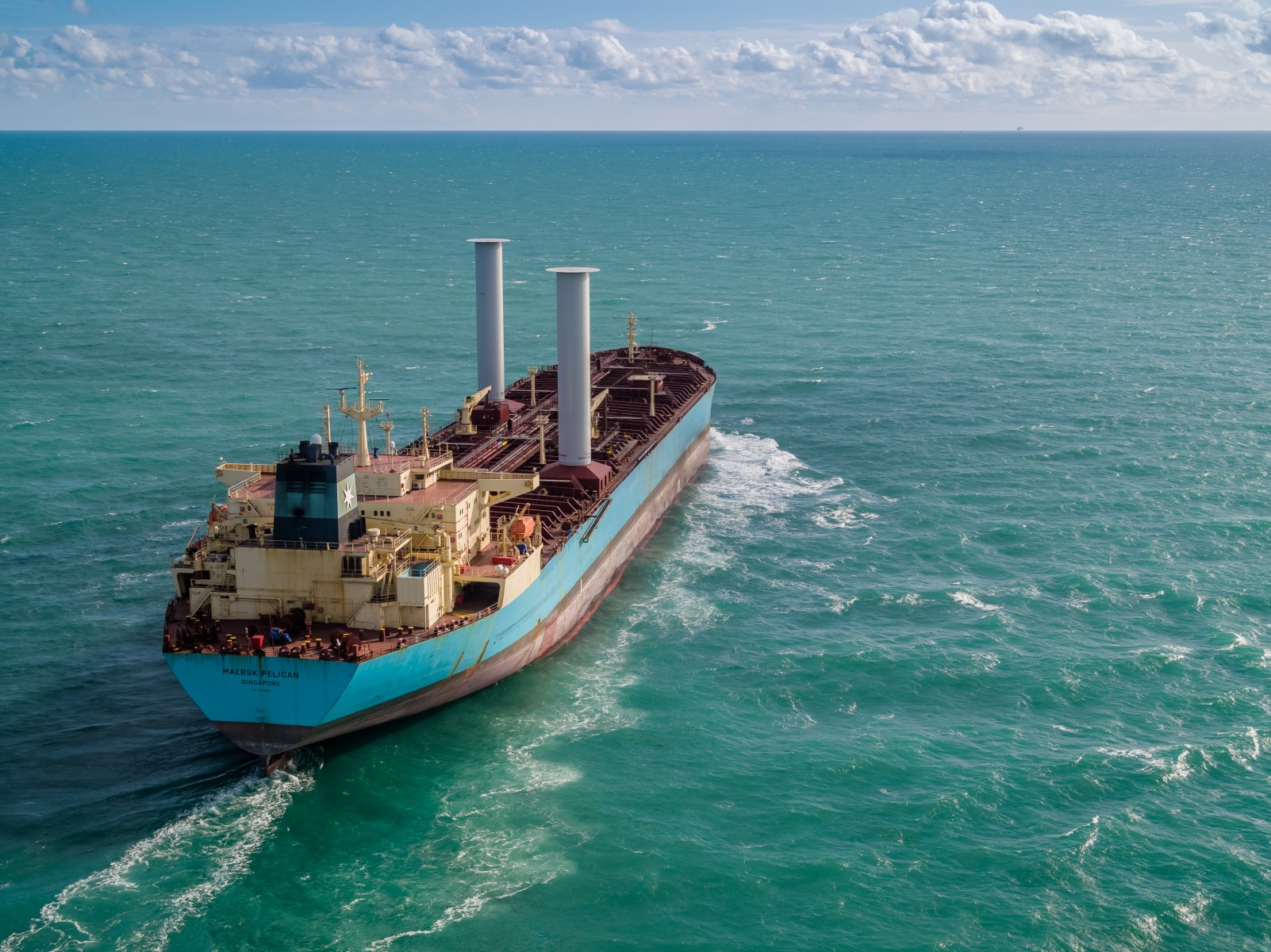 New Efficient Ships Won't Be Enough to Curb Shipping Sector's Environmental Damage