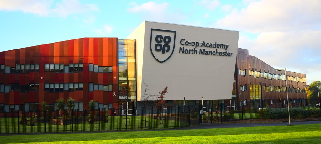CO-OP Academy North Manchester