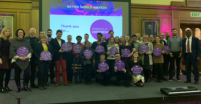 CEAS Better World Awards winners