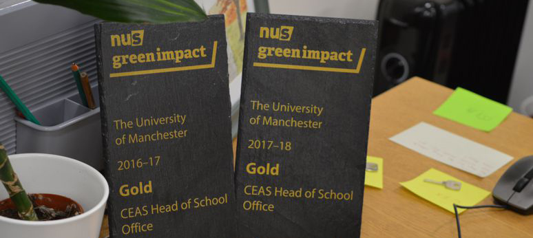 Green Impact Awards for CEAS