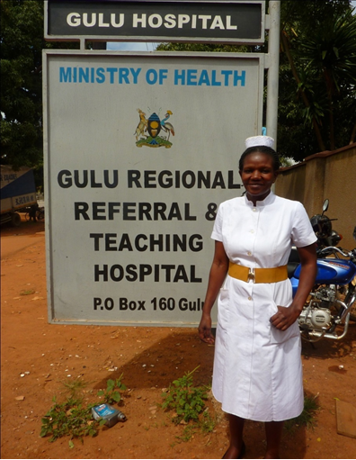 Gulu referral hospital