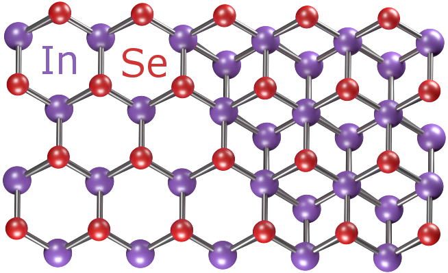 Indium Selinide Semiconductor