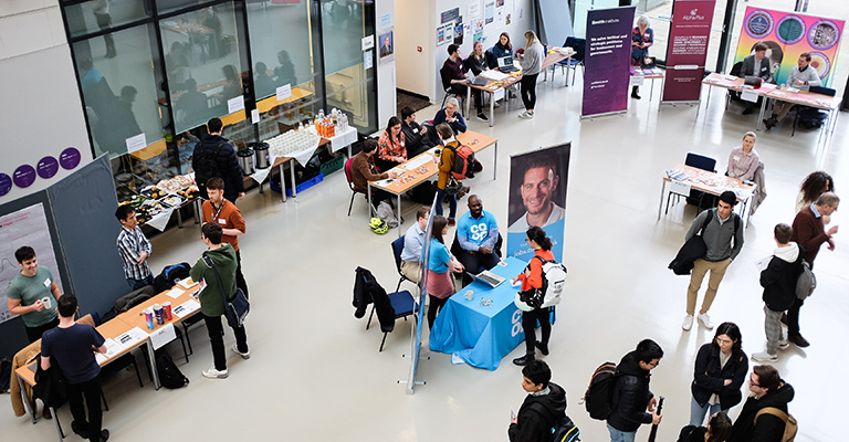 Maths Careers in Statistics Fair
