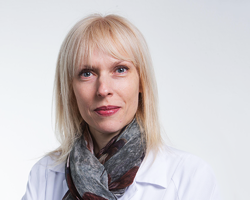 Prof. Silke Gillessen