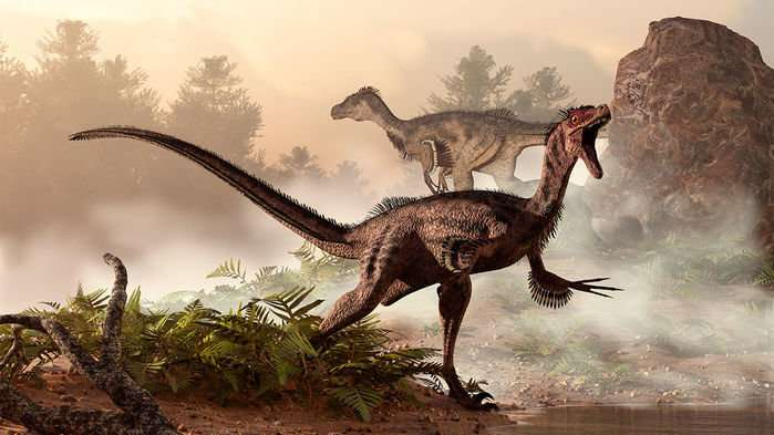 "Dinosaurs had birdlike ""super lungs"""
