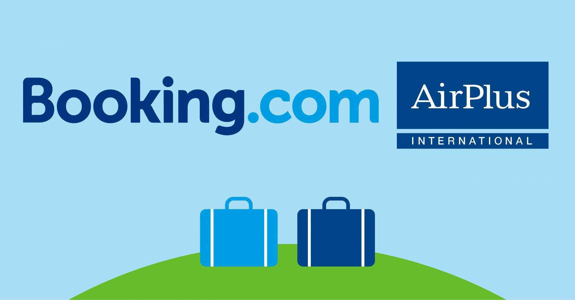 Booking.com and AirPlus