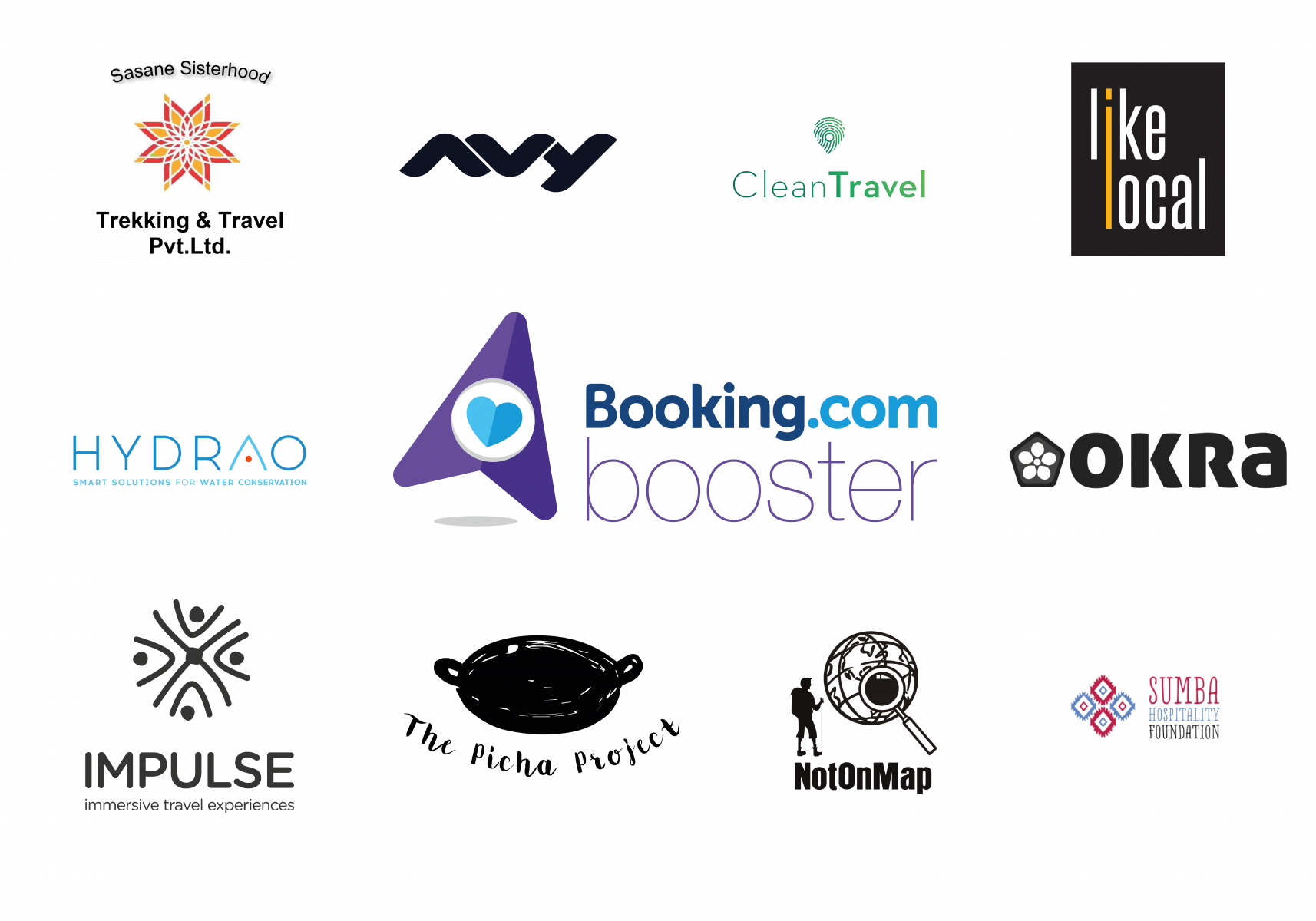 Booking Booster Startups 2019