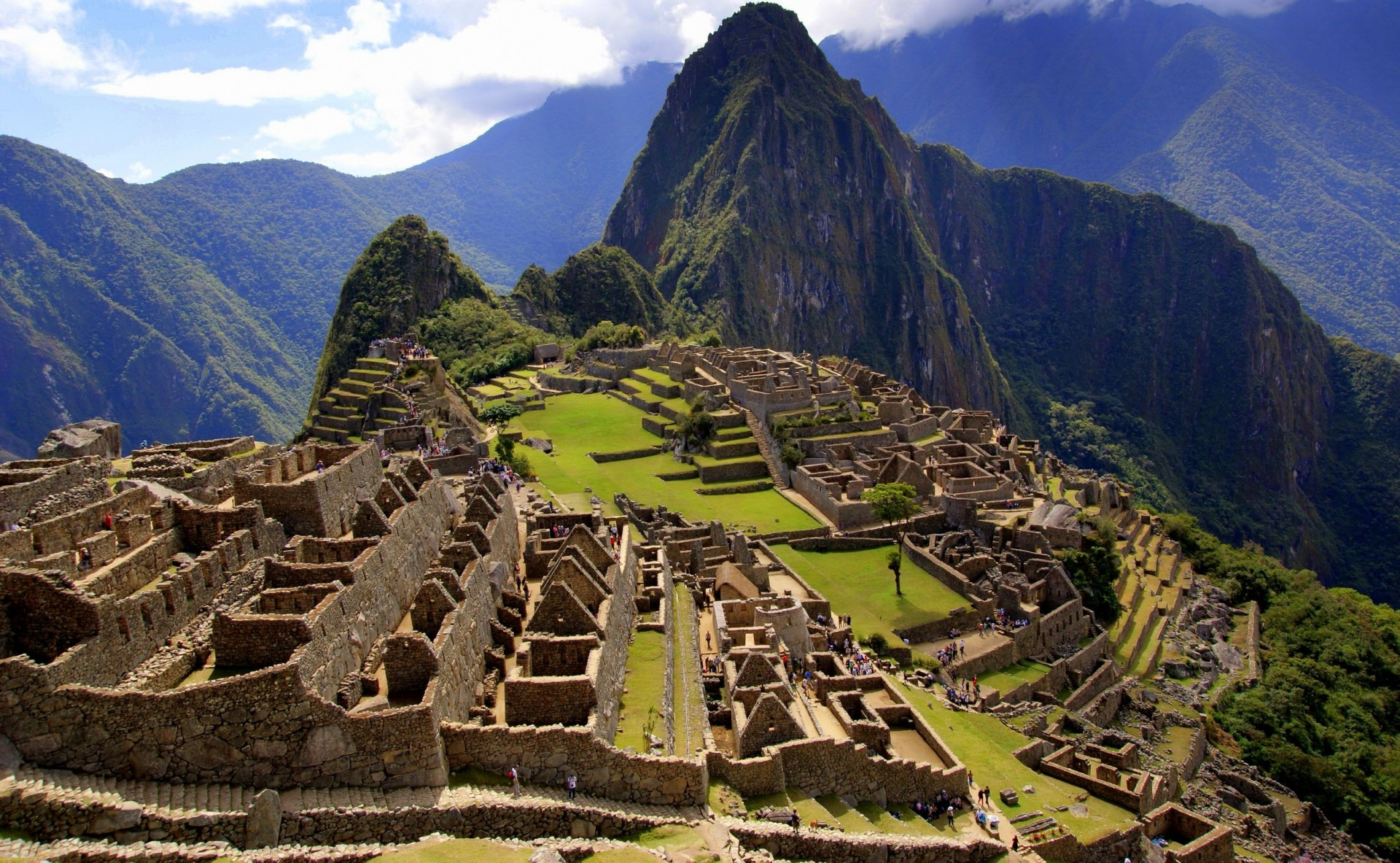From dream to reality | Machu Picchu