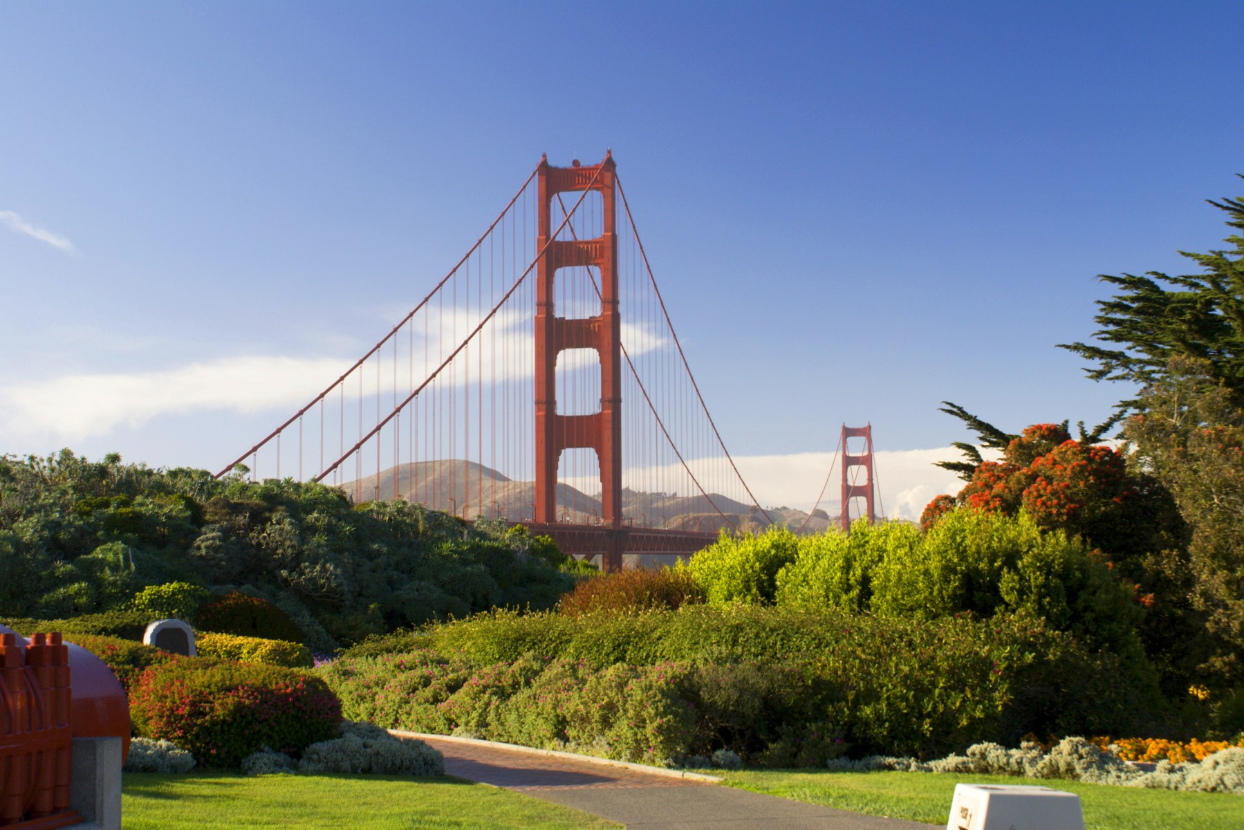 Golden Gate Bridge Park