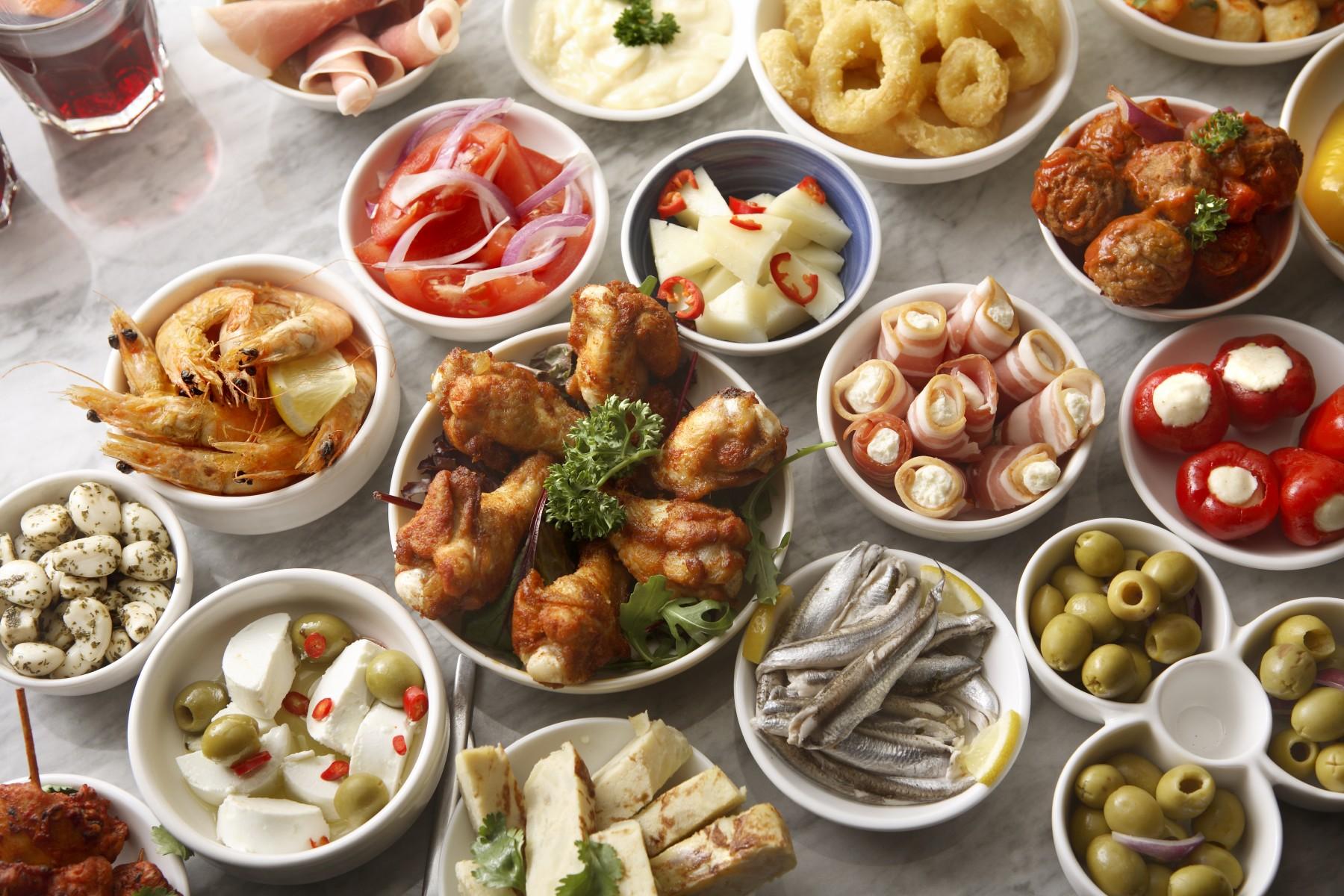 World Cuisines - Gastronomic Tour