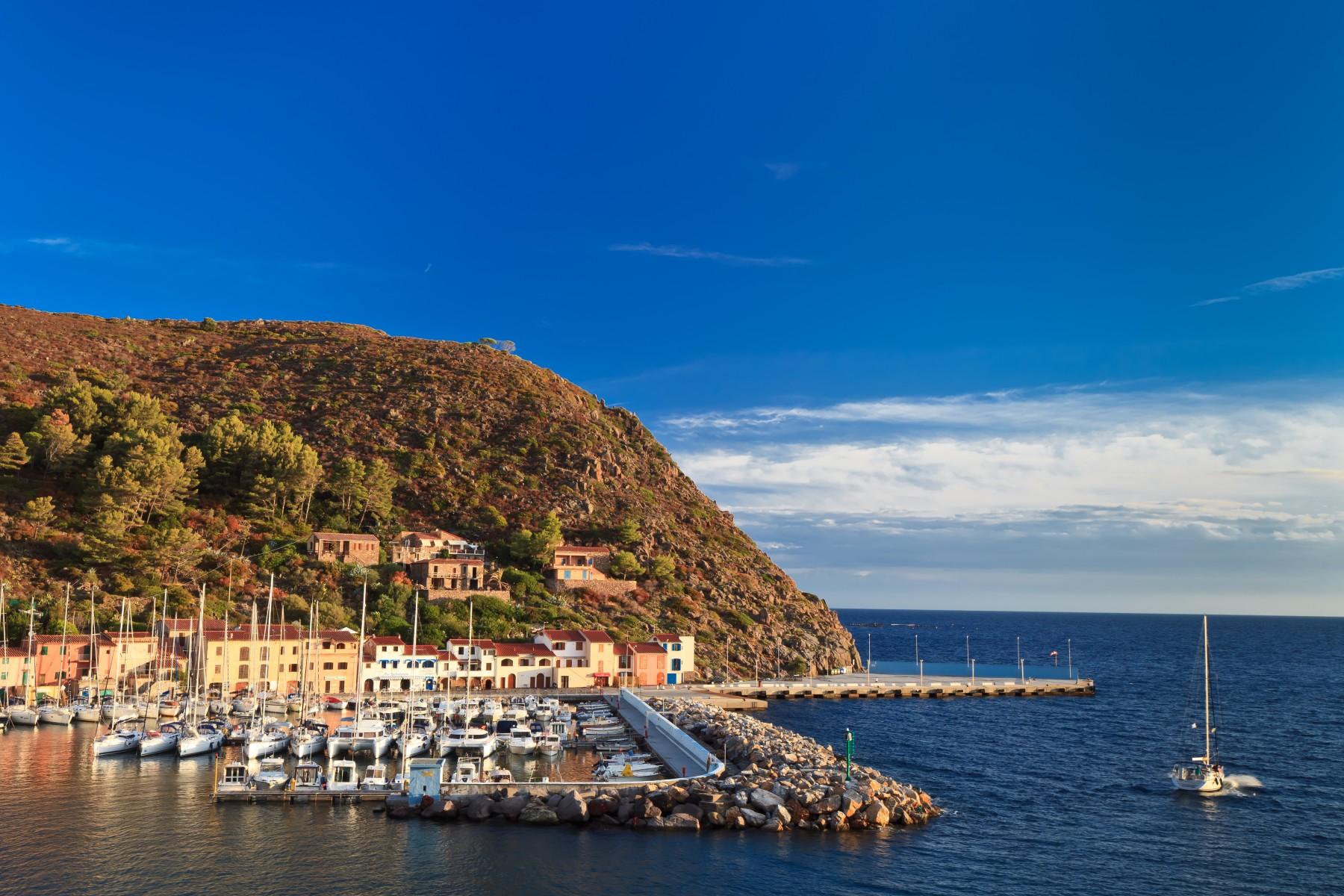Isola di Capraia, Italy