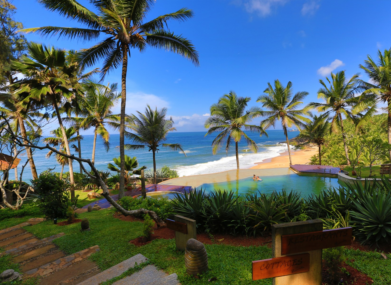 Niraamaya Retreats, Kovalam
