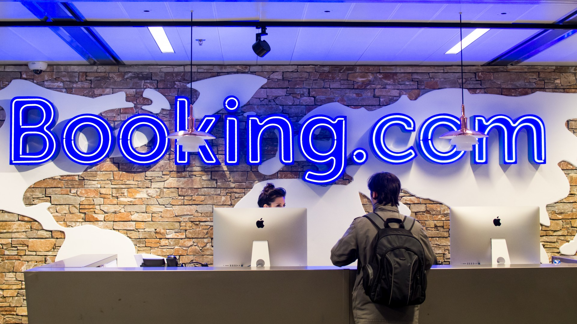 Booking.com Headquarters