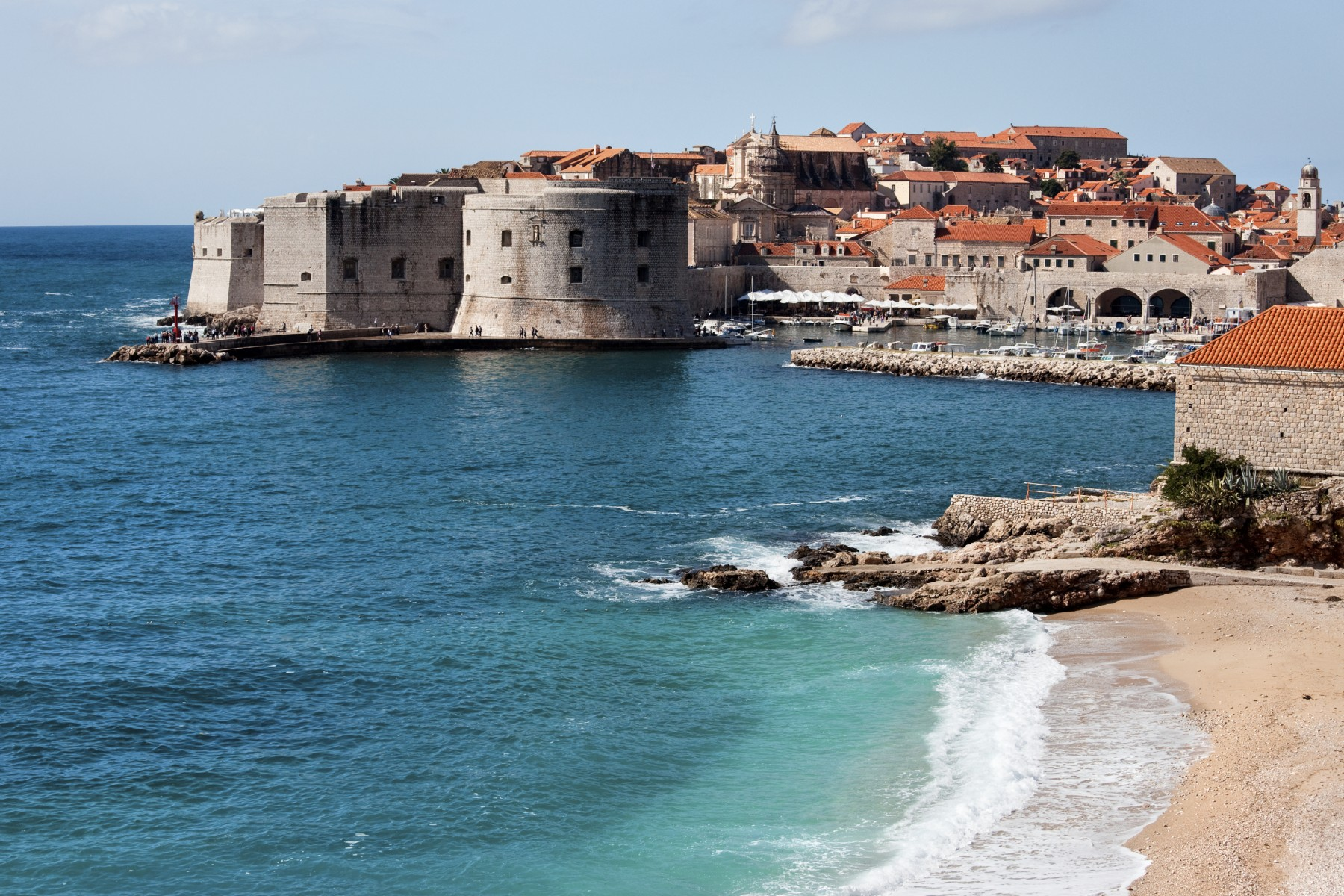 Pop culture pilgrimage | Dubrovnik Old City