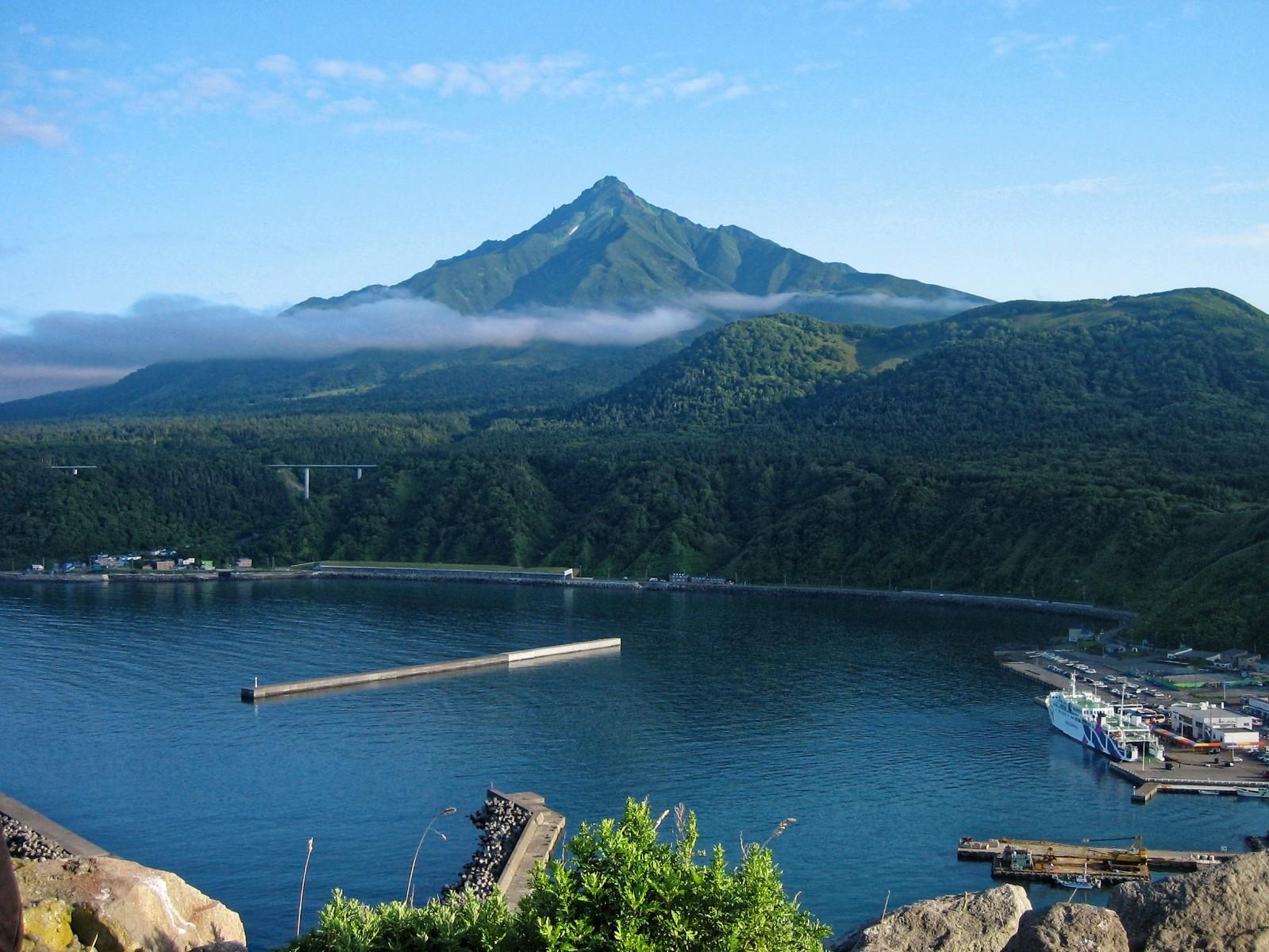 Rishiri Island, Japan